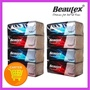Beautex Facial Tissues Soft Packs 4 x 200 per pack x (2 Pack)