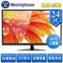Westinghouse美國西屋24吋HD液晶電視附視訊盒SLED-2406+V-05