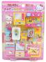 【崑山玩具x日韓精品】Hello Kitty 凱蒂貓-快樂家居小屋場景組