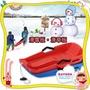 限宅配   遊戲  遊戲 兒童 親子 滑雪板 滑草板 滑沙 雪橇車 五色【1Y013X575】