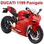 美馳圖maisto 112杜卡迪摩托車模型 仿真Ducati1199合金車模原廠