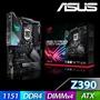 【買一送一】  ASUS 華碩 ROG STRIX Z390 F GAMING 主機板  隨機送百元小禮 Z390-F