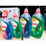 ⁂油什麼⁂ 4瓶免運 Persil 洗衣精 濃縮高效能洗衣精 2.5L 50杯 5L 100杯 綠色 藍洗衣凝露 洗衣精