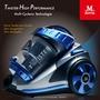 Mdovia最新第十六代Dual V10雙層雙錐吸力永不衰退吸塵器