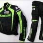 Kawasaki  防摔衣+褲(男女適用)正貨,可至官網查價,勿超所值。