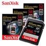 SANDISK Extreme PRO SD UHS-I U3 V30 專業攝影師和錄影師 高速記憶卡 256G