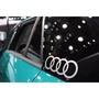 【Mr.Queen】AUDI oooo 四環 反光 貼紙 車身 側裙 車貼 車門 A1 A3 A4 A5 A6 Q2
