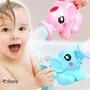 BOBORA 寶寶洗澡戲水玩具大象花灑 可愛洗澡玩具 親子互動玩具