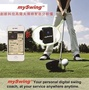 鑫聯高爾夫 GOLF-Noitom mySwing 高爾夫揮桿智能分析儀 測速 練習
