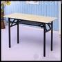 長桌折疊桌辦公室歐式培訓臺長條桌折疊長方形條形桌長臺家用宿舍