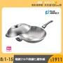 【PERFECT 理想】極緻316不鏽鋼七層複合金炒鍋-36cm單把(台灣製造)