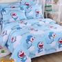 特價歐式全棉床笠四件套純棉學生兒童卡通被套哆啦A夢床笠式被子