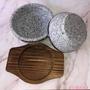 【美麗派對】韓國料理石鍋拌飯 韓式拌飯石鍋專用鍋 商用 天然石碗 耐高溫石鍋
