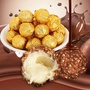 【可可真好】【2斤熱銷款】金莎球巧克力夾心果仁金莎巧克力婚慶喜糖批發1斤