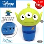 迪士尼 正版授權 發光 大頭喇叭 LED燈 USB 可充電 喇叭-全身三眼怪 ✅期間限定店公主的夢幻世界👸