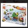 小小兵Lego樂高聖誕倒數日曆