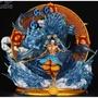 【經典GK 】【現貨】 海賊王 黑珍珠 雷神 艾涅爾 台版 三叉戟