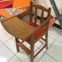 二手木製兒童餐椅⭐️可議價