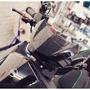 [JZ motor] SYM DRG 燻黑 小風鏡 小導流 遮陽板 含白鐵轉接座 安裝簡易 直上