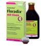 德國原裝 Salus Floradix 天然草本鐵劑口服液 鐵元 500ml