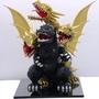 【小學館 預購】《免訂金》富士美 代理版 組裝模型 Q版 哥吉拉 VS 王者基多拉 對決  12月