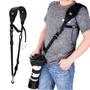 Lestar 單眼相機攝影減壓單肩背帶