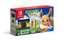 Nintendo Switch 精靈寶可夢 Lets Go!伊布 特仕同捆組 (台灣公司貨) 特殊色/不區分