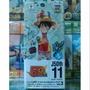 WCF系列《海賊王 JUMP 集英社 50週年 J50th VOL.3 11 寶藏魯夫》日版金證
