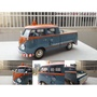 【MOTOR MAX精品】1/24 VW Type 2 T1 胖卡 貨卡 救助麵包車~全新如圖色~現貨特惠價~!!