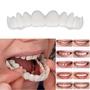 snap on smile 仿真牙套 仿真牙齒 牙套 美白牙貼 仿真上排 牙齒美白 假牙套 仿真牙套 白牙套 美齒牙套