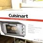 高雄可自取 美國Cuisinart 美膳雅 多功能不銹鋼烤箱 TOB-80TW 10公升容量 可烤9寸披薩 全新未使用