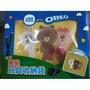 OREO&LINEFRIENDS限量玩具收納袋禮盒