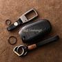 Peugeot 寶獅 標致 4008 5008 408 508 真皮鑰匙包 掛扣 皮繩 汽車鑰匙皮套