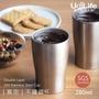 【UdiLife】樂司真空不鏽鋼 鋼杯280ml(304 不鏽鋼 真空)