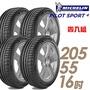 【米其林】PS4- 205/55/16吋輪胎 4入組 送專業安裝