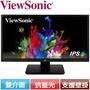 R2【福利品】ViewSonic優派 27型  IPS寬螢幕 VA2710-MH.