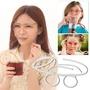 【kiret】搞笑眼鏡造型吸管2入 創意KUSO趣味(化裝舞會 派對 慶生 約會 送禮皆適合)