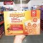【上新】【直郵】美國直郵 Emergen-C 維生素C泡騰粉沖劑VC粉 成人兒童抵抗力90包