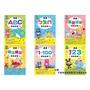 預購《幼福》忍者兔學習樂園 書寫遊戲【多次擦寫書】:1~100/123/ABC/ㄅㄆㄇ/基礎運筆/綜合練習
