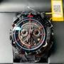 INVICTA英威塔星際大戰聯名款矽膠錶帶「龍五黑武士」(正品保證如假包換)