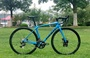 2020 TCR Advanced 1 Disc-KOM 颜色:Metallic Blue(金属蓝) 尺码:L