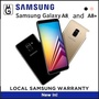 Samsung Galaxy A8 / A8+ / A8 star Local Warranty