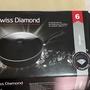 現貨 全新 深煎鍋 28cm Swiss diamond 全聯換購 瑞士鑽石鍋 鑽石鍋