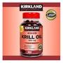 COSTCO賣到缺貨的KIRKLAND 磷蝦油 Krill Oil 500ml,現貨