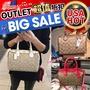 【 美國Outlet 】嚴選代購 Coach 58312 新款 PVC拼皮C紋 經典女士 波士頓包 枕頭包 手提包