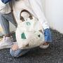 FH 現貨 星巴克 帆布包 後揹包 日本Starbucks 兩用包 雙肩包 學生書包 側揹包 手提袋 帆布袋 便當包