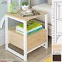 現代簡約木紋多功能置物抽屜櫃 小茶几 茶几 置物櫃 收納櫃 床邊櫃 收納 置物
