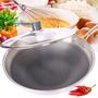 【TECH】蜂巢不鏽鋼氣懸浮不沾鍋/蜂巢鍋(304不鏽鋼)