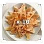 10片~蔣哥  泰式月亮蝦餅  包/10片  1包