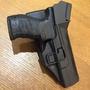 Walther PPQ M2型 警用快拔防搶槍套